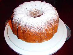 Sweetened Condensed Milk Pound Cake