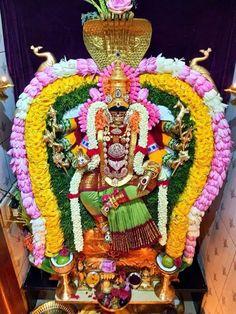 Flower Garland Wedding, Flower Garlands, Lord Shiva Sketch, Navratri Images, Lord Murugan, Goddess Lakshmi, Designer Toys, Festival Decorations, Durga