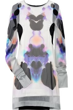 rorschach dress Dion Lee