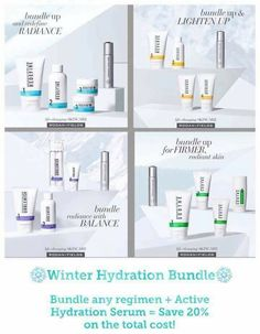 ♀️Don't know what exactly your skin needs to beat the winter dryness? It's called Active Hydration Serum!I LOVE ❤ my Active Hydration Serum paired with my regimen!  Bundles are 20% off right now on my website AND Preferred Customers save an additional 10%!  Let's get you started!