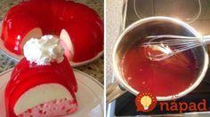 Zabudnite na kupovanú želatínu v prášku: Vyskúšajte jednoduchý domáci recept na tú najlepšiu želatínu, ktorá vždy perfektne stuhne!