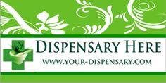 Dispensary Banner - 4X10