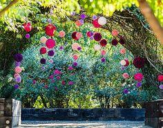 Hanging Carnation Balls