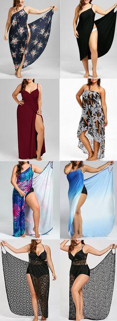 104cc9ae53 Plus Size Cover Ups | Womens Fashion Plus Size Swimsuit & Beach Cover Ups  Cheap Sale