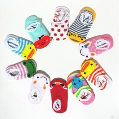>> Click to Buy << cartoon kids infant new born boys and girls anti skid baby socks for children alive accessories 0-24M wholesale 2015 Autumn #Affiliate