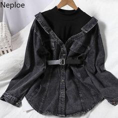 Kpop Fashion Outfits, Girls Fashion Clothes, Edgy Outfits, Cute Casual Outfits, Cute Fashion, Trendy Fashion, Korean Fashion, Looks Black, Dress