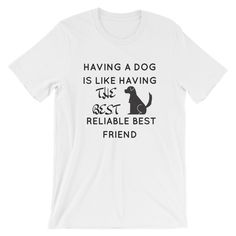 Having a Dog is like having THE BEST reliable best friend - Euooe Shop