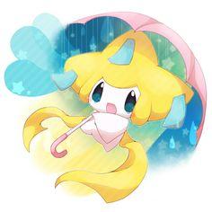 jirachi is my favorite pokemon,