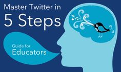 Master Twitter in 5 Steps - An Educator's Guide