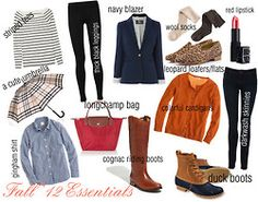 fall 2012 essentials