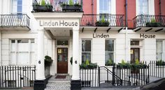 Linden House Hotel London Just 500 metres from Hyde Park, Linden House Hotel offers elegant town house accommodation with free Wi-Fi. There is a 24-hour front desk, and lively Oxford Street is a 15-minute walk away.