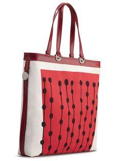 Marimekko bag Virva Launo Red Tote | Marimekko Bags | Shannon Furniture