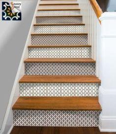 escalier stickers