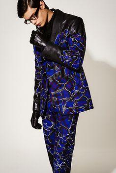 chiro Suzuki - The Devil's Cloth Menswear Collection