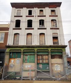 Former Martin Landenberger & Co. Hosiery Mill Complex, 1100 block of Frankford Ave, Fishtown, North Philly.
