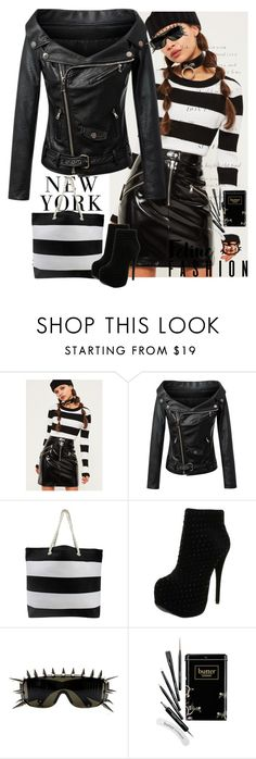 """""""FASHION"""" by aida-ida ❤ liked on Polyvore featuring Missguided, Chicnova Fashion, Luichiny, ZeroUV and Butter London"""