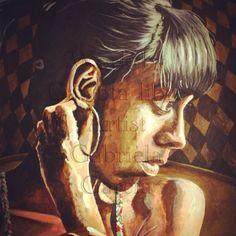 Lo he decidido Work by   Gaviota Libre Artist Gabriela Garcia