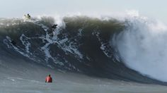 This Might Be the Prettiest Footage of Surfing Giant Maverick's We've Ever Seen - The Inertia - YouTube