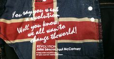 Paul McCartney Liverpool Jeans John Lennon Paul Mccartney, Liverpool Jeans, Sportswear, Reusable Tote Bags, Denim, Sayings, My Style, Casual, Lyrics