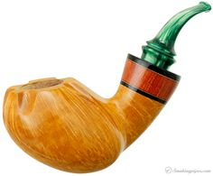 Daniel Mustran: Smooth Fluted Bent Egg with Rosewood