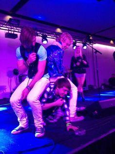 Ross, Rocky & Ratliff :)