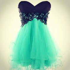 black/mint cocktail dress#Repin By:Pinterest++ for iPad#
