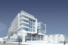The Beach Houses Jesolo Lido Villageby Richard Meier