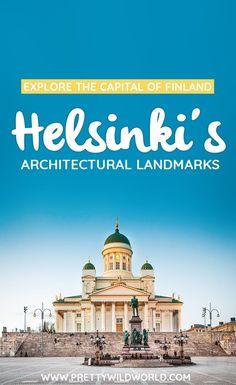 #HELSINKI #FINLAND #EUROPE #TRAVEL | Helsinki landmarks | Things to do in Helsinki | Places to visit in Helsinki | Finland architecture | Nordic design | visit Helsinki | Travel to Helsinki | Helsinki attractions | Helsinki points of interest via @prettywildworld