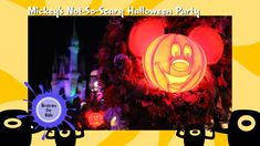 Reviews for Kids   Mickey's Not-So-Scary Halloween Party at Walt Disney ...