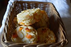 If you've got a penchant for mouth-watering scones or biscuits like me, just keep reading…you are in the right place. I should say that I was curious and puzzled with the history behind… Healthy Baking, Scones, Baked Goods, Brownies, Biscuits, Almond, Ice Cream, Desserts, Food