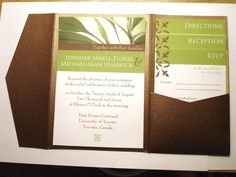 Show us your Invites - Babbling Bride Board