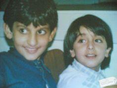Ahmed bin Mohammed bin Rashid Al Maktoum y Rashid bin Ahmed bin Maktoum bin Juma Al Maktoum