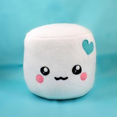 Or this inconceivably cute marshmallow plushie. | 22 Obnoxiously Cozy Things That'll Help You Embrace The Cold