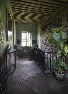 Le Château, Peter Gabriëlse's home, Normandy, France