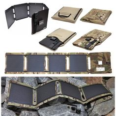 LBX Hermes Kicker IV Portable Solar Charger - New Arrivals - Tactical Distributors- Tactical Gear