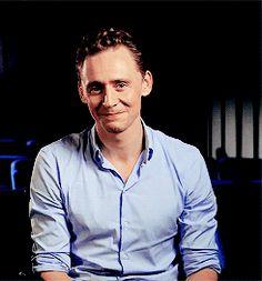 Tom Hiddleston Love this gif!