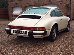 1977 Porsche 911S Coupe at www.woldsideclassics.co.uk