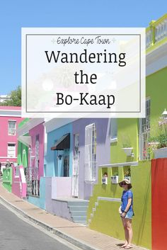 Wandering the Bo-Kaap district in Cape Town — HandfulsofMoments