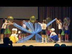 05 детский сад №1 «Журавушка» - YouTube Beginner Ballet, Dance Stage, Lets Dance, Crafts For Kids, Videos, Handmade, Youtube, San Antonio, Papa Noel