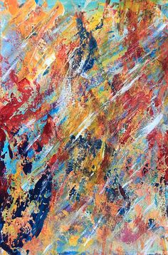 Abstract Painting ~ by AR Annahita