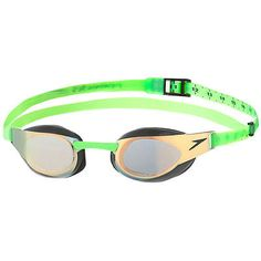 New #speedo fastskin 3 elite mirror goggles – #gold/green #swimming,  View more on the LINK: 	http://www.zeppy.io/product/gb/2/322059523196/