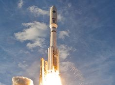 ULA Atlas V Rocket, with 200th Centaur, Successfully Launches Mobile User Objective System-1 Mission