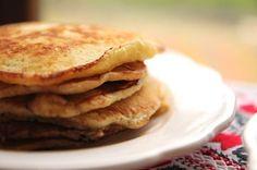 Pancakes au lait ribot (pour la recette, cliquez sur l'image)