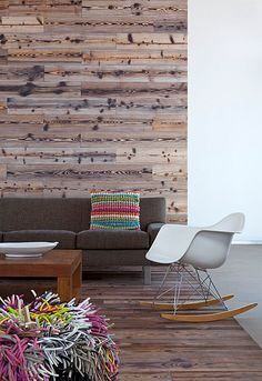 12 Contemporary Wood Walls You'll Actually Love - Design Milk