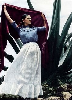 The Chelsea Papers | Icons & Influences | Frida Khalo #TheChelseaPapers #fridakahlo