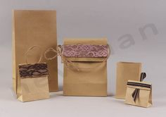 Ιδέες για χάρτινες τσάντες! Φτιάχνω-μόνη-μου! | bombonieres.com.gr