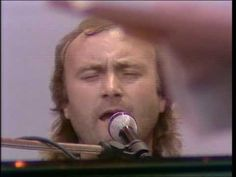 Phil Collins ☮ Against All Odds -- July 13, 1985 - At 12:01pm Status Quo started the 'Live Aid' extravaganza, held between Wembley Stadium, London and The JFK Stadium, Philadelphia. The cream of the world's biggest rock stars took part in the worldwide event, raising over 40million pounds. TV pictures beamed to over 1.5bn people in 160 countries made it the biggest live broadcast ever known.