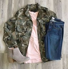 Camping Outfits for Women Spring Army Jackets 21 Ideas for 2019