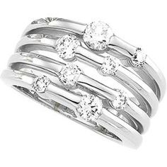 Right Hand Diamond Ring from Shopregencyjewelers.com