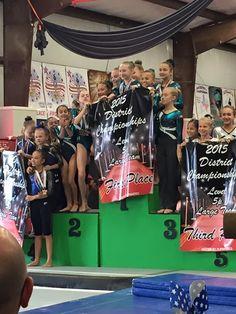 Competition is a great motivator!  ChampionsWestlake.com/programs/competitive-gymnastics-team  #ChampionsWestlake #NitroCompetitiveTeam #Gymnastics